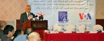 Afghan media facing serious security, economic challenges
