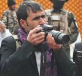 Unidentified gunmen shot dead local journalist in Southern Kandahar province