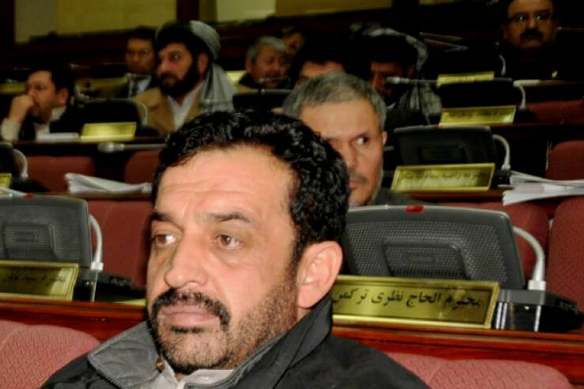 Afghan MP threatens to death local television manager