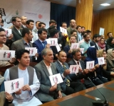 150 Afghan journalists sign a petition seeking end to impunity