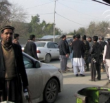 Some journalists beat up by NDS workers in Jalalabad