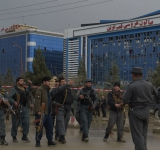 TV journalist wounded in Kabul suicide attack dies