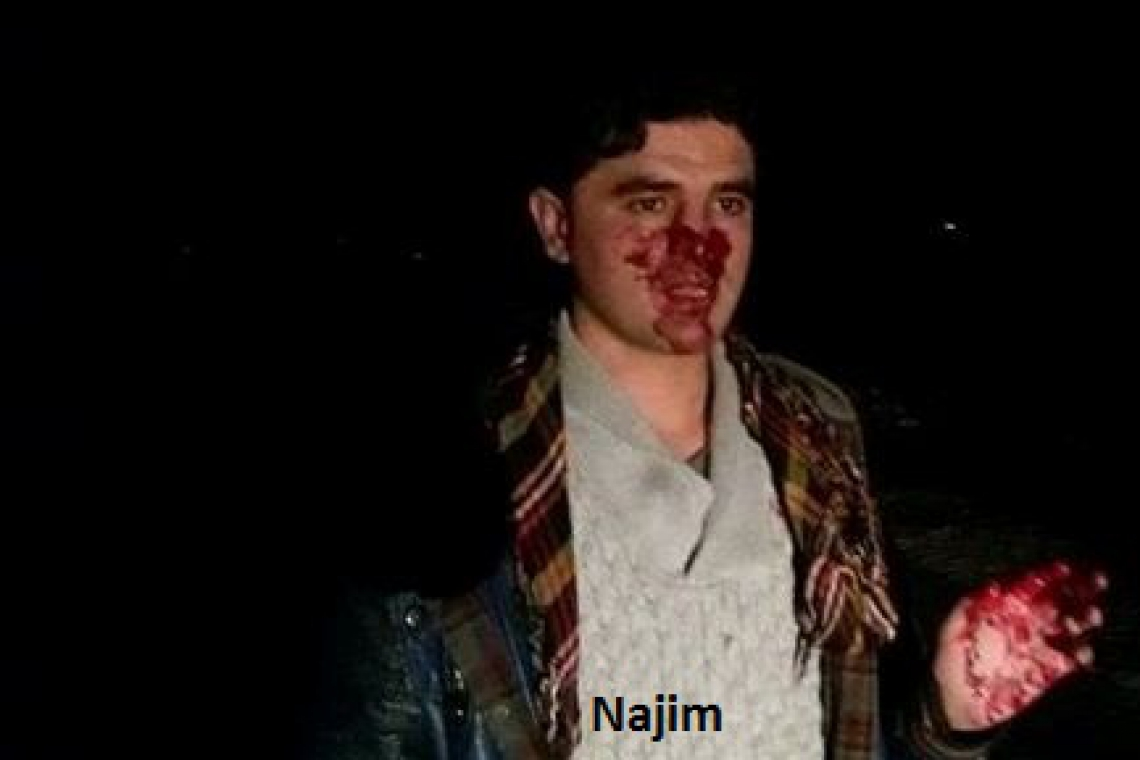 Two journalists beaten up in Kunduz