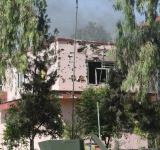 Four media workers killed in the militants' raid on the Afghan state Radio TV station