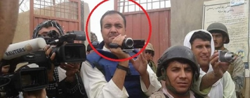 Journalist killed by roadside bomb in southern Helmand province