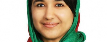 Suspected killer of a female journalist arrested by Police in Northern Balkh province