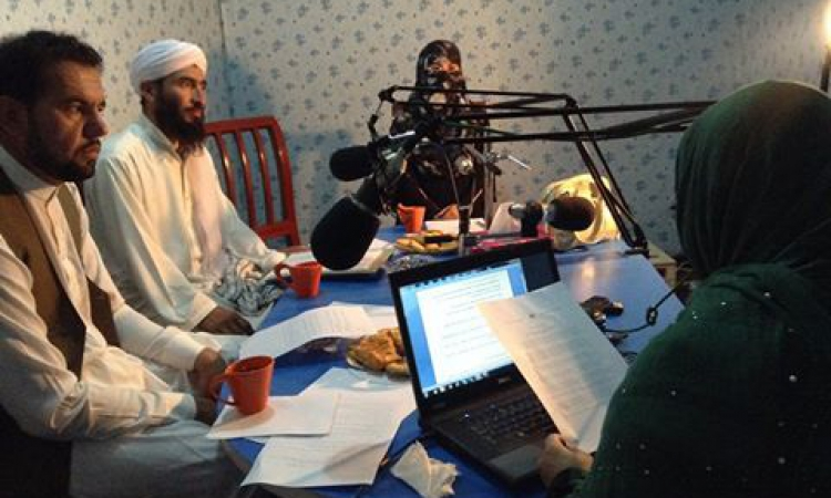 Taliban set on fire Radio and TV station during Kunduz takeover