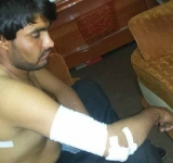 Journalist critically wounded after brutally stabbed in Kalat city