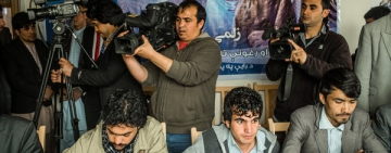 For Afghan Journalists, Election Brings a Sense of National Duty